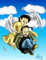 Fear of Flying by tigerkatz