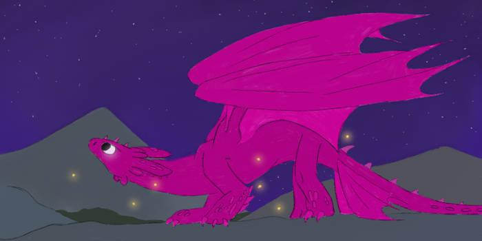 Night Fury Surprise: Pinknight
