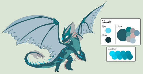 Oasis [Reference Sheet]