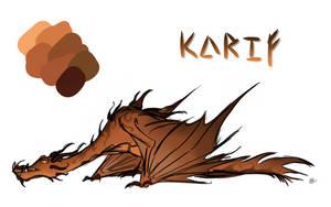 Karif [Reference Sheet]