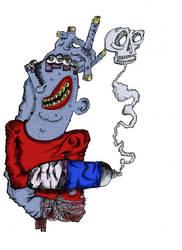 monster bubz by FeverForever