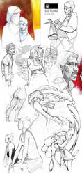 Sketches 2.28.08 by BillyNunez