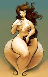 Birth of Venus by BillyNunez