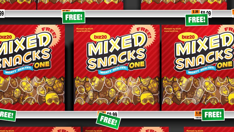 Mixed Snacks One by biz20