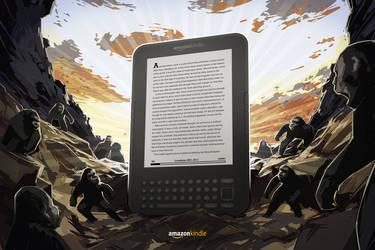 Earth Kindle Ad by BillyNunez