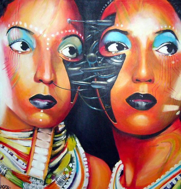 Les Nubians by biz02