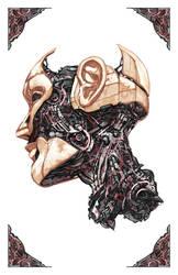 Future Flesh M by BillyNunez