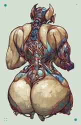 Future Flesh B by BillyNunez