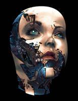 Future Face 14 by BillyNunez