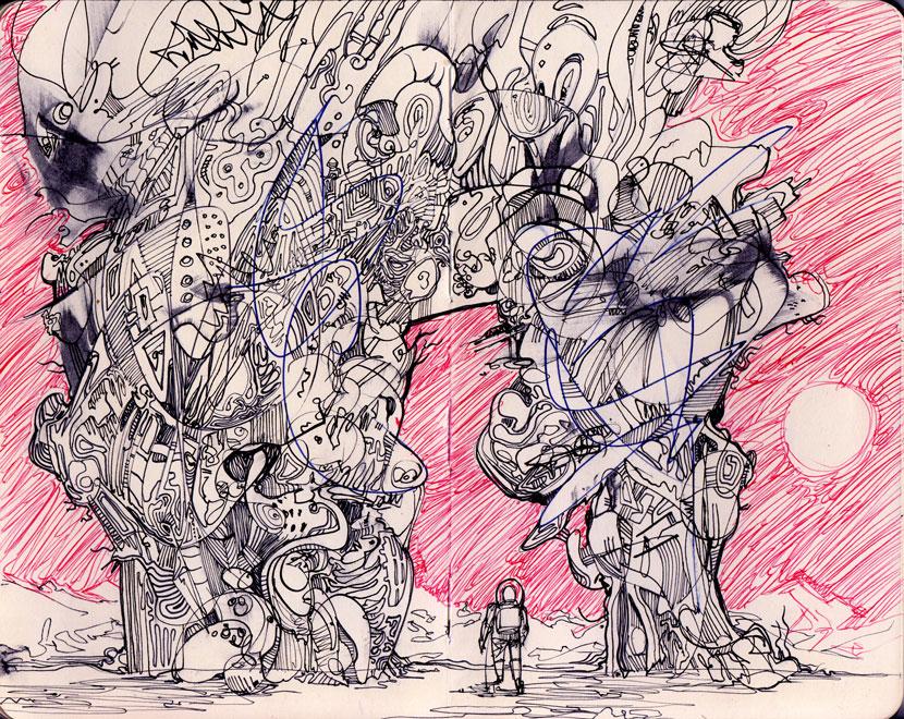 sketchbook2014 - 6 by biz20