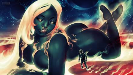 Lust in Space 3 by BillyNunez