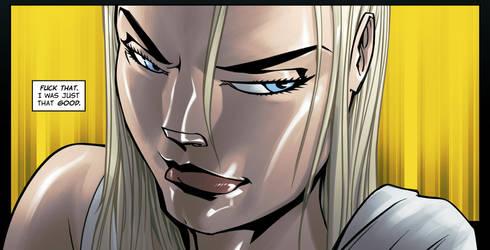DAMEGANG Comic Book Preview 4
