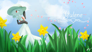 A Spring Day - Yulene