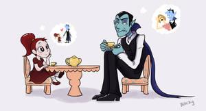 Tea Party by BlackyCT