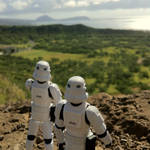 Stormtroopers Invade Diamond Head