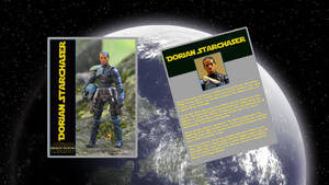 Dorian Starchaser Character card