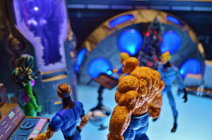 She-Hulk and the Fantastic Four 01