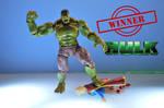 Hulk v Supergirl 14