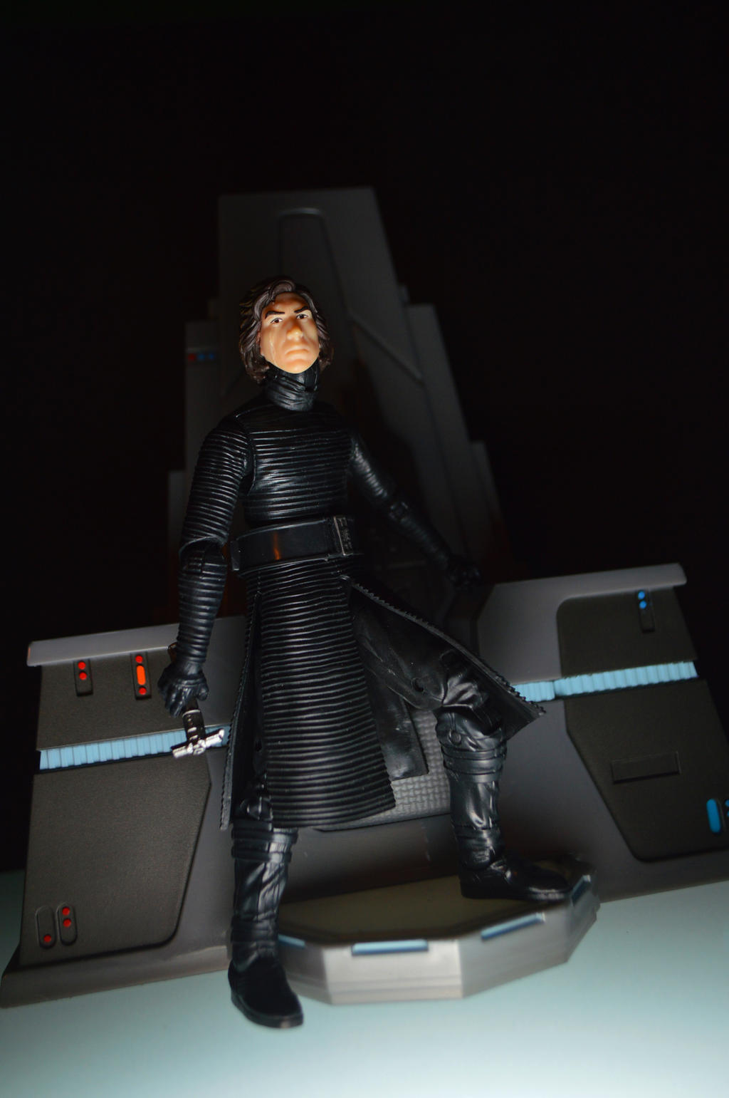 Kylo Ren Throne