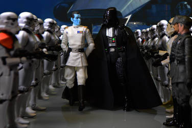 Vader meets with Thrawn