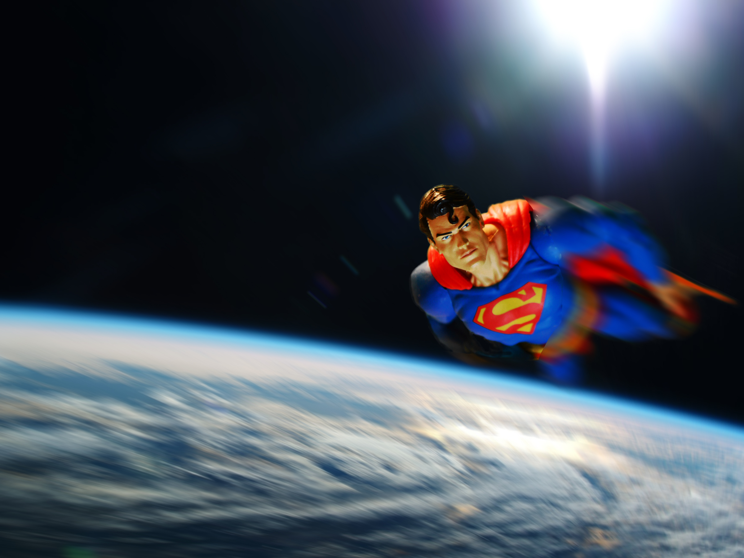 Superman orbit