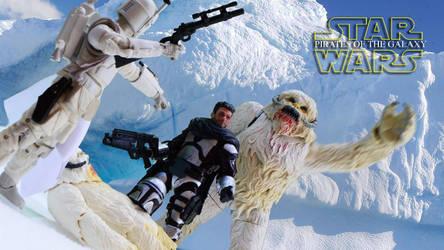 Mandos on Hoth