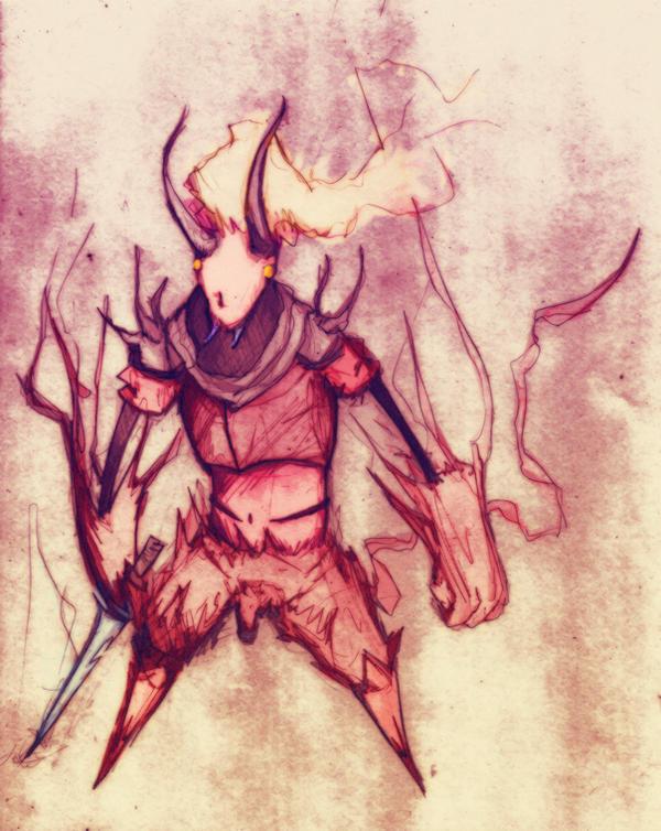 hellish by orangehamster