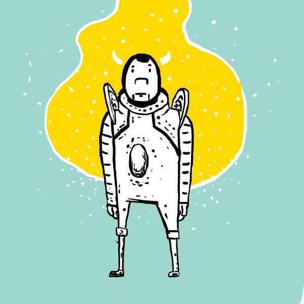 Cosmonautversion 1 by orangehamster