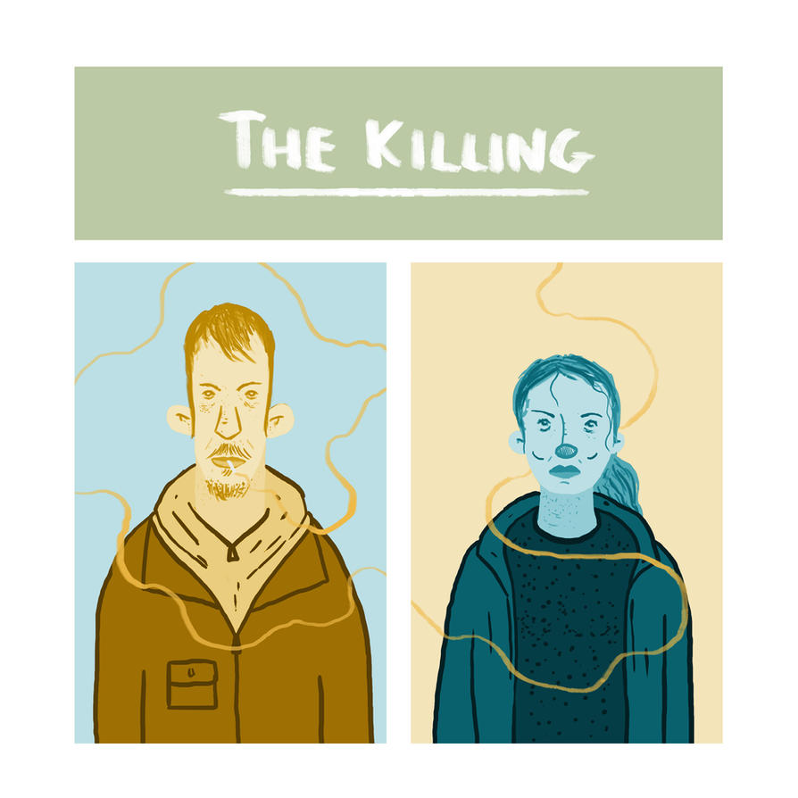 the killing by orangehamster