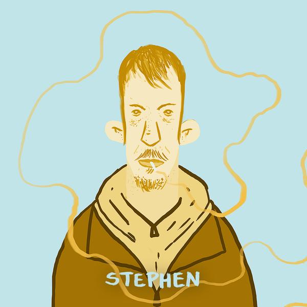 stephen by orangehamster