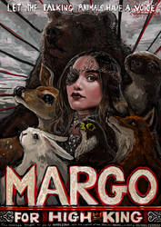 Margo for High King-Magicians FanArt Contest Entry