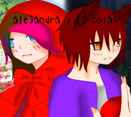 El Lobo Y La Caperucita Roja 2 by aninaalis