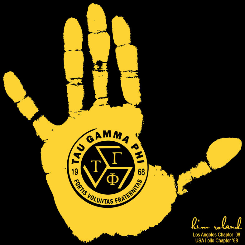 In The Hands Of Tau Gamma Phi By Kimbanson On DeviantArt
