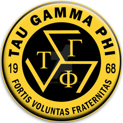 Tau Gamma Phi Logo by kimbanson