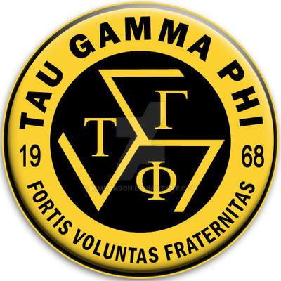 Tau Gamma Phi Logo