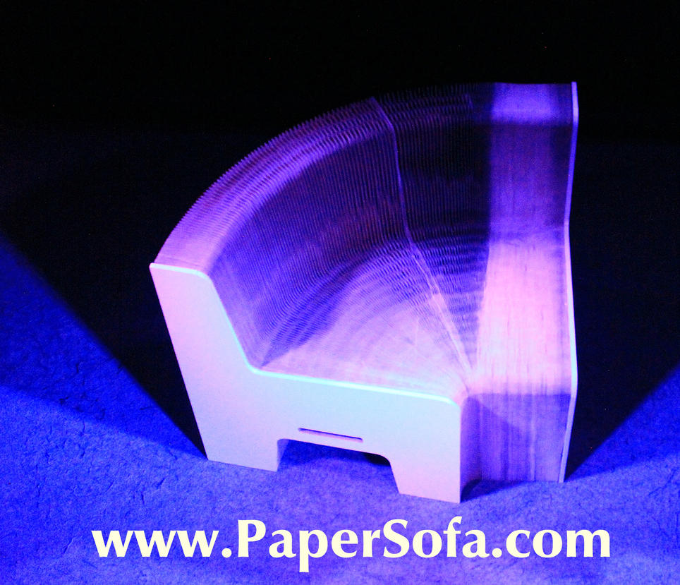buy paper sofa Did the idea of paper furniture ever strike your mind paper, cardboard and papier-mâché are familiar to all of us  where to buy paper cupboard.