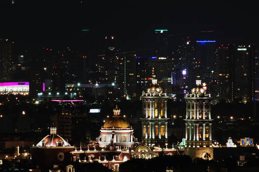 Catedral Puebla de Zaragoza
