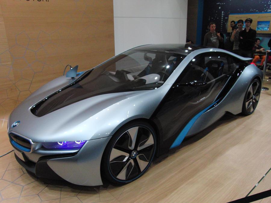 BMW i8 - Geneve Motorshow by HoFattoSoloCosi