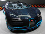 Bugatti Veyron - Geneve Motorshow by HoFattoSoloCosi