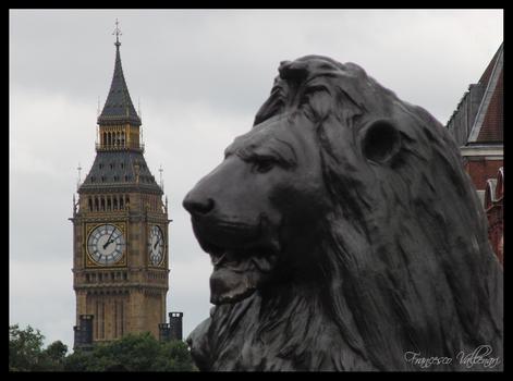Lion and Big Ben