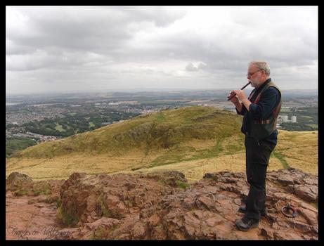 Piper - il flautista - Edinburgh
