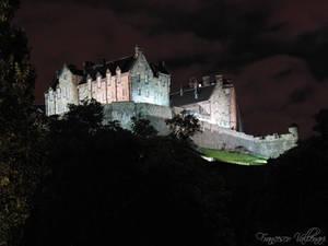 Edinburgh - Castle by night