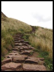 Way for the Arthur's Seat - Edinburgh