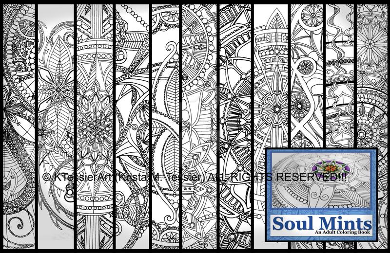 Preview of Soul Mints! by KTessierArt