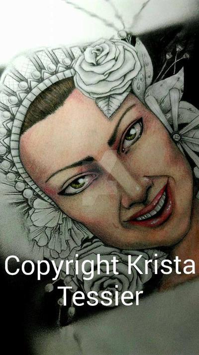 CoverArtWIP by KTessierArt