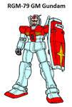 GM Gundam ReDo