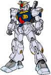 Gundam Mark 2 Roux Louka Custom
