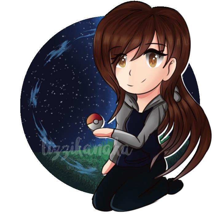 If I was a Pokemon Trainer... by LizzIkanaka