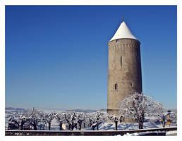 The Tower by ameliasantos