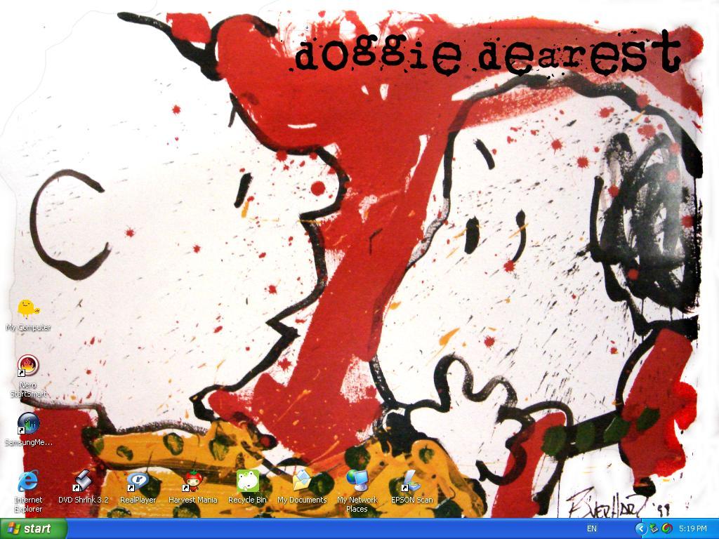 Doggie Dearest by Rebellious-Phoenix